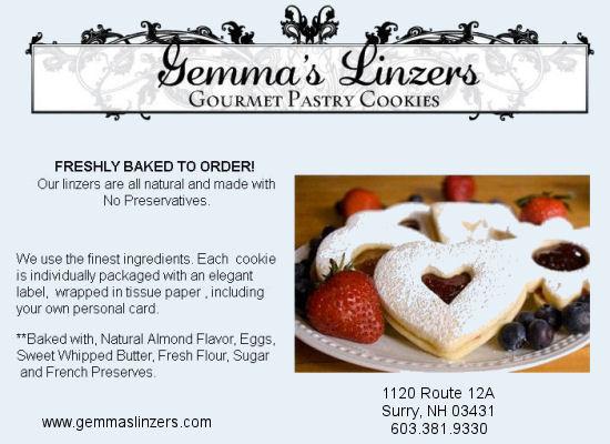 Gemma's Linzers