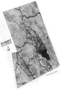 Surry Map - New