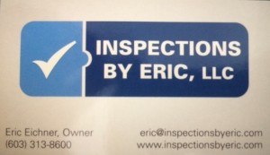 Inspections by Eric